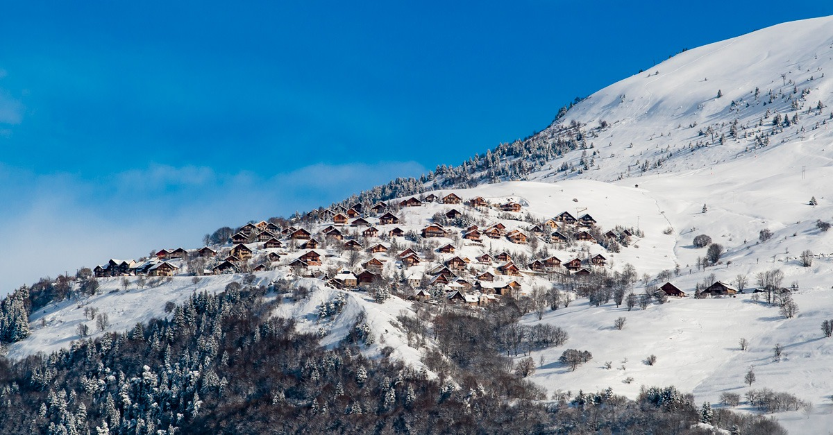 station de ski Villard Reculas