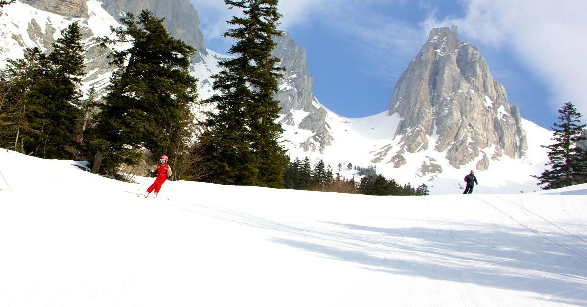 location ski jarjatte