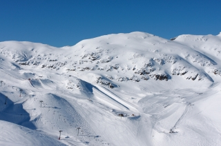 2 Alpes Snowpark