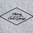 Skiing and Génépi