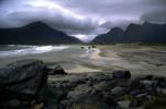une plage au mois d'août comme je les aime