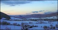 30 octobre 2008 - on relève plus de 30 cm de neige sur le plateau du Vercors, c'est beau, tout simplement ...
