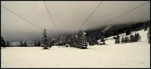 Pistes de Lans en Vercors - Samedi 4 octobre 2009 - 1400m