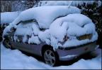 Lans en Vercors, matin du 30 octobre 2008