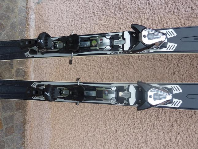 Vends Skis Salomon Enduro XW 84