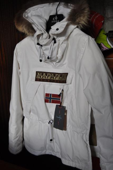 Skidoo Femme Vends Napapijri Small 0ch6nr61 Blanc odBQWECerx