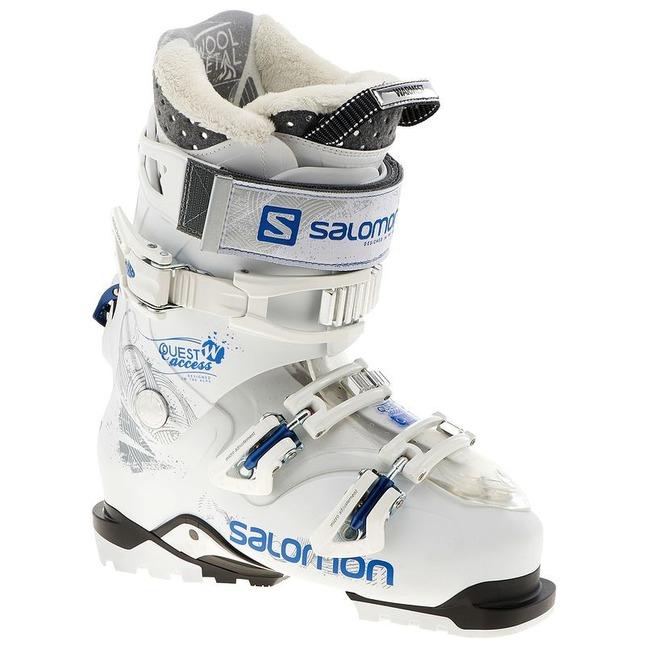 vends chaussure de ski femme salomon quest access t41