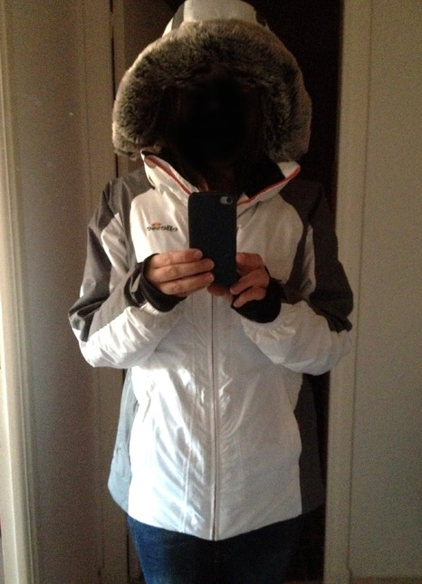 veste de ski femme ellesse