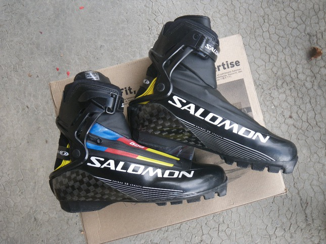 Skating Salomon De S Chaussures Lab Fond Vends Ski C hQrCxtsdB