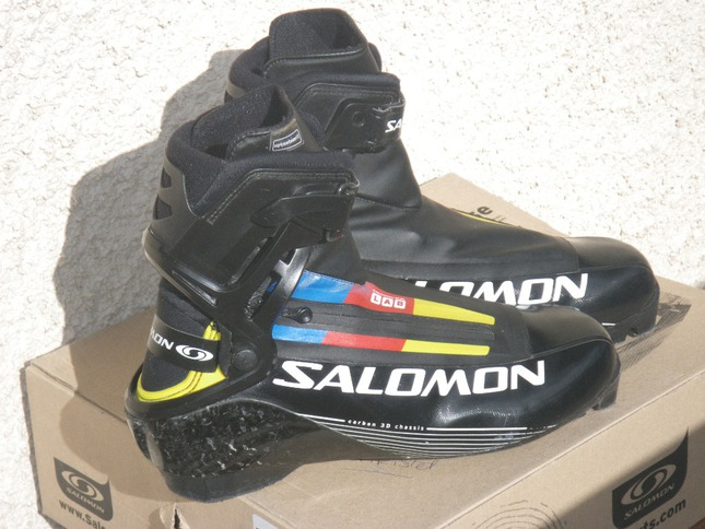 Vends Chaussures ski de fond skating SALOMON S Lab C