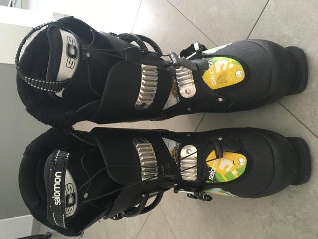 Chaussures ski 85 de SPK Salomon Vends FqYwdF