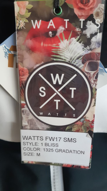 Vends Femme Watts Ski 18 2017 Bliss Neuve Veste qSPfExwq7