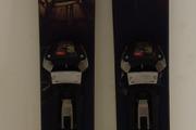 Armada JJ 185 + Marker Baron + peaux Montana