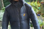 Valandré KIRUNA noire -15°C duvet oie gr CUIN 800+