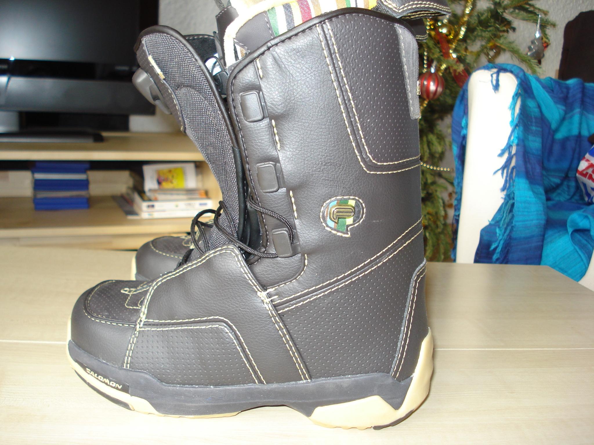 De Chaussures 2008 F22 Vends Salomon Snowboard qSCwCUvHI