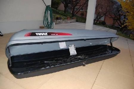 vends coffre de toit thule polar 500 320l. Black Bedroom Furniture Sets. Home Design Ideas