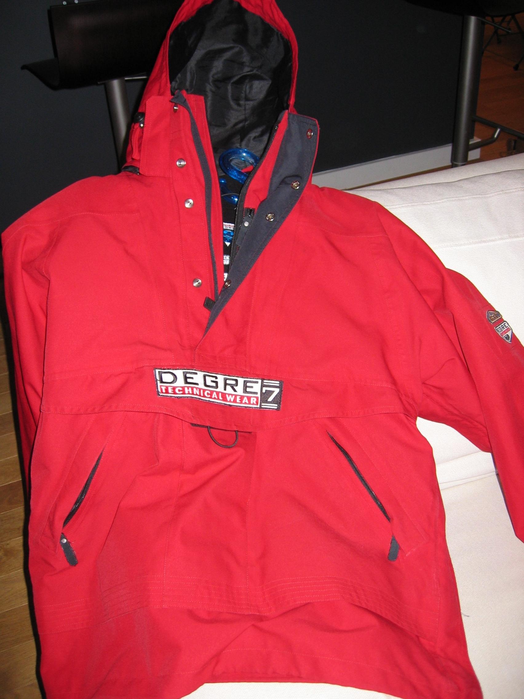 Ski 7 Vends Veste Degre Gore Tex lTK1Fc3J
