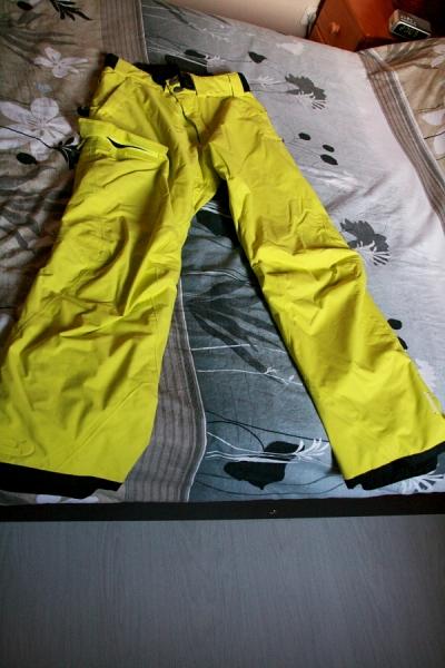 amarillo Vender de Eider pantalones esquí ZuPXik
