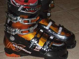 Vends Salomon Mission RS 10