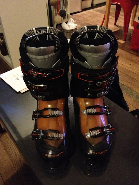 2010 Cruise Salomon Taille Vends 28 Mission 8nwmN0