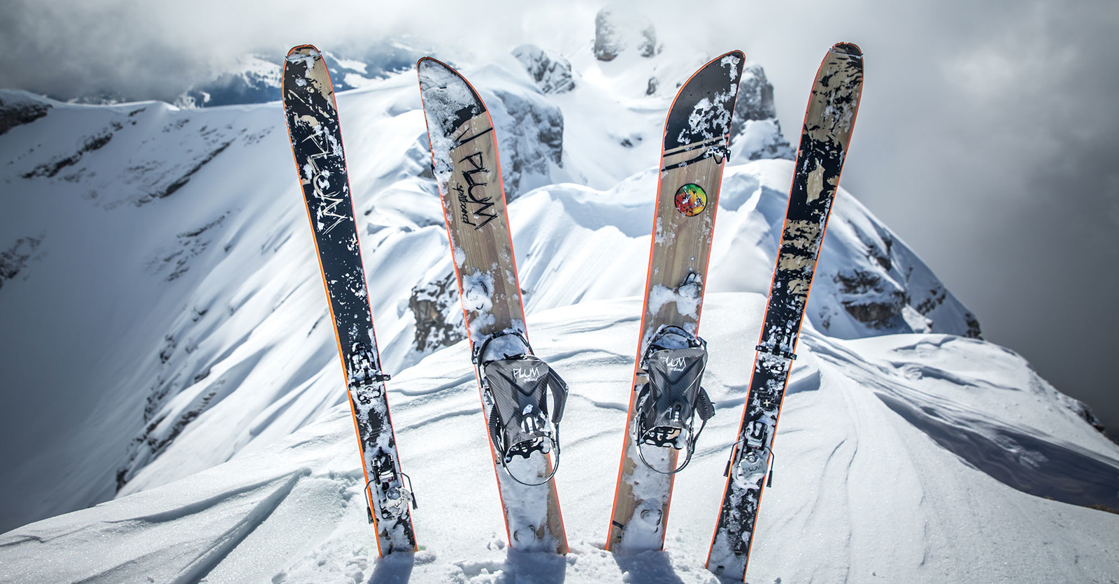 Skis Plum 2022
