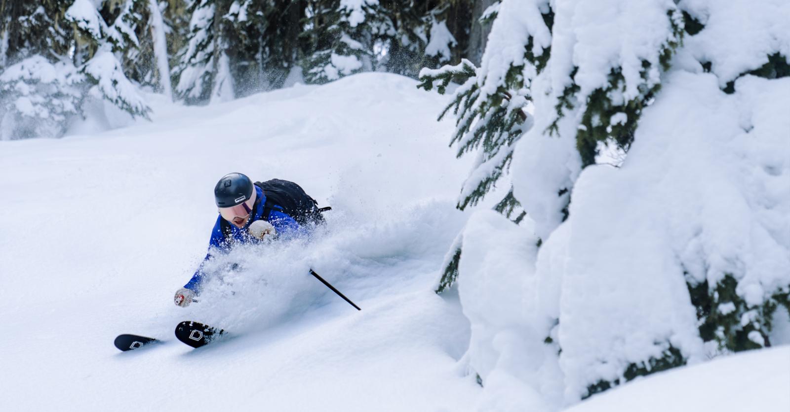 Skis Commencal 2022