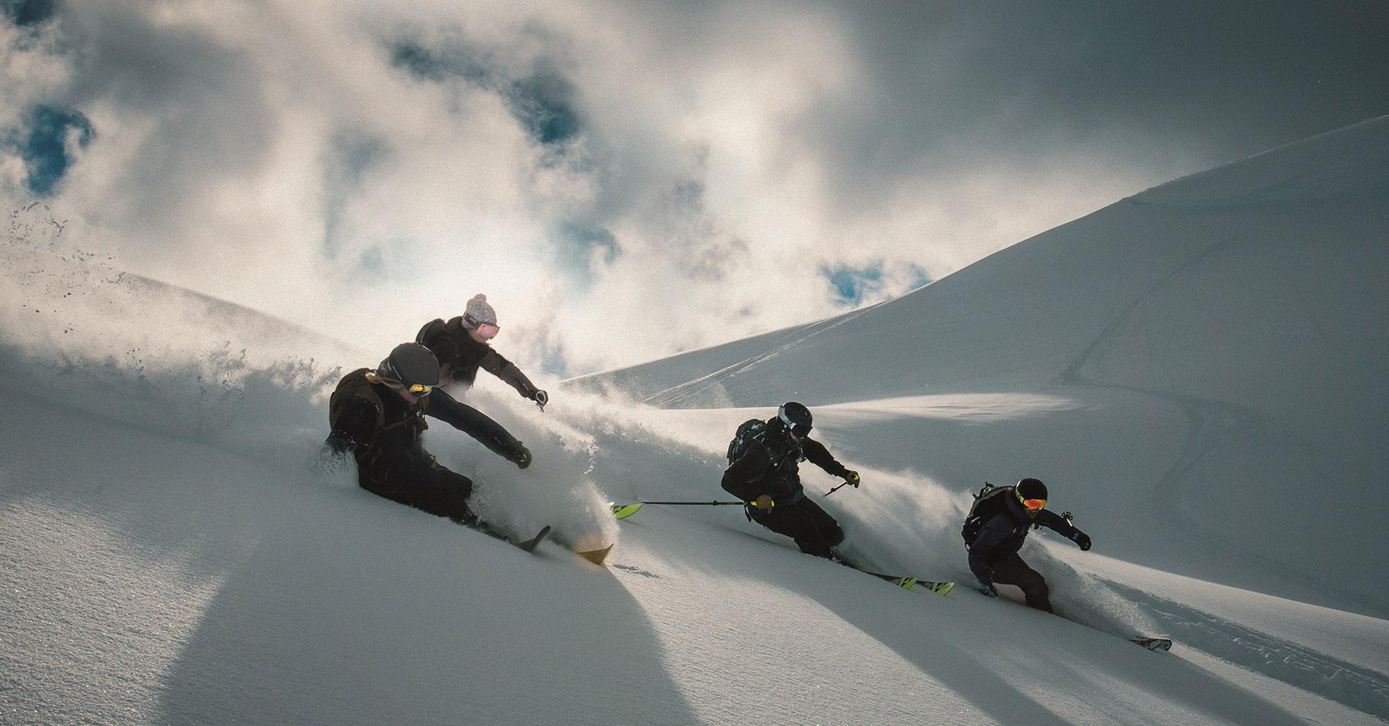 Skis Fischer 2022
