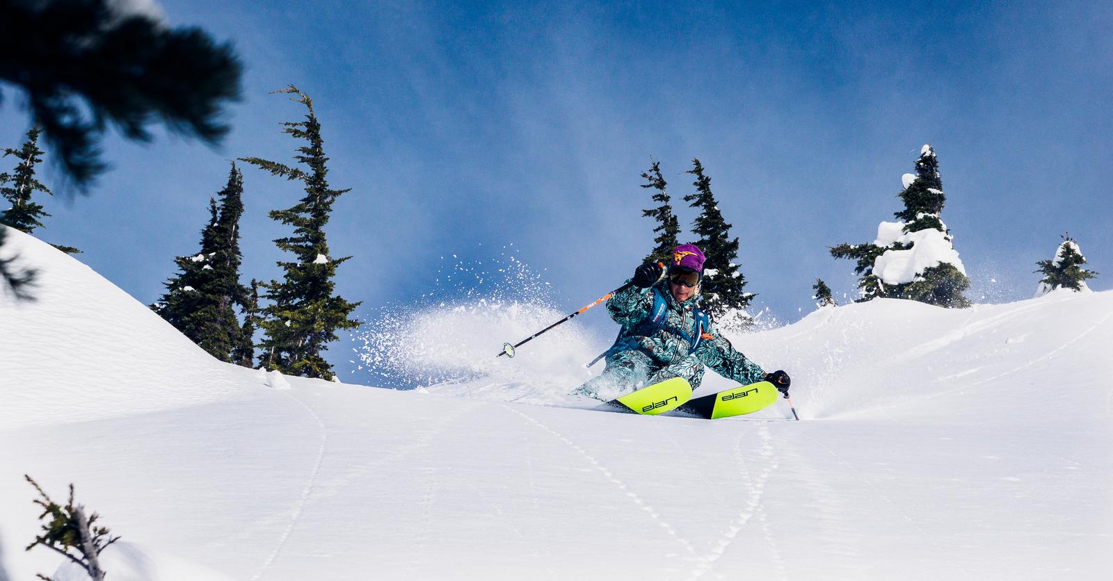 Skis Elan 2022