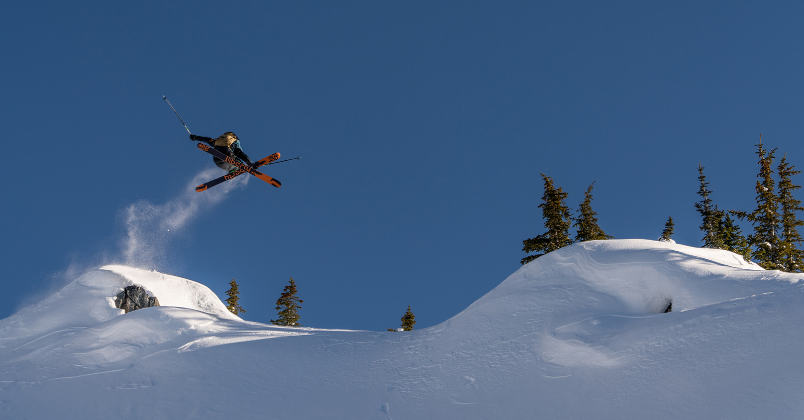 Skis Liberty 2022