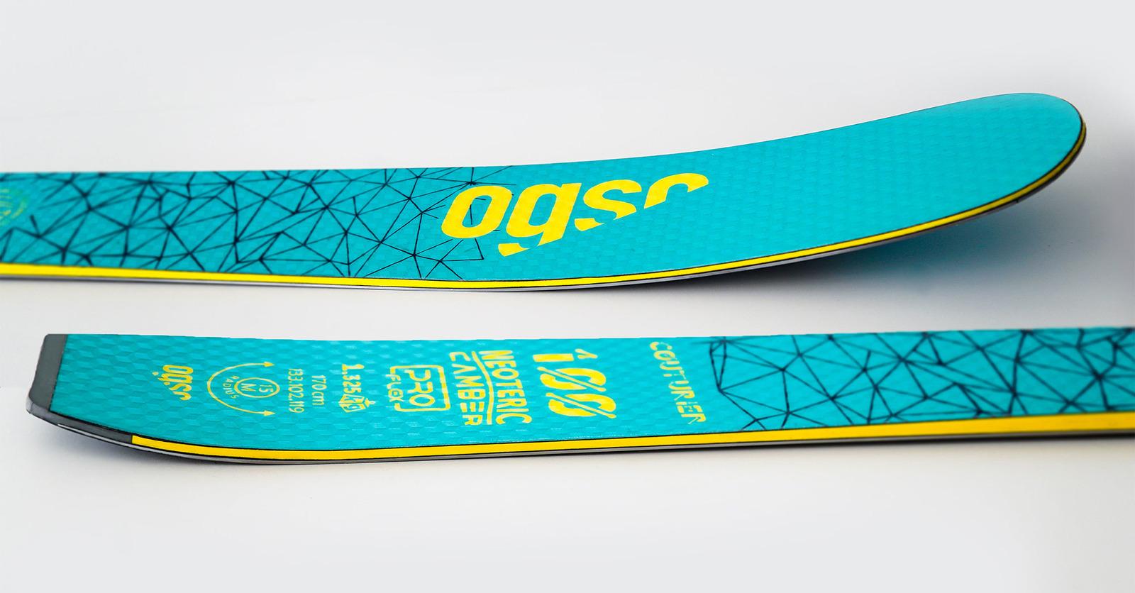 Skis Ogso 2022