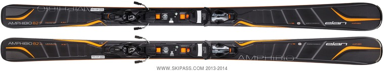 Elan Amphibio Waveflex 82 XTi