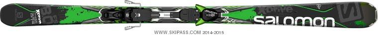 Salomon X-Drive 8.0 FS + XT12