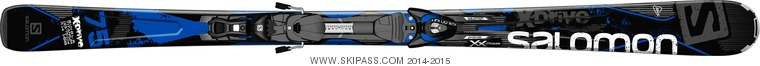 Salomon X-Drive 75 + Z10