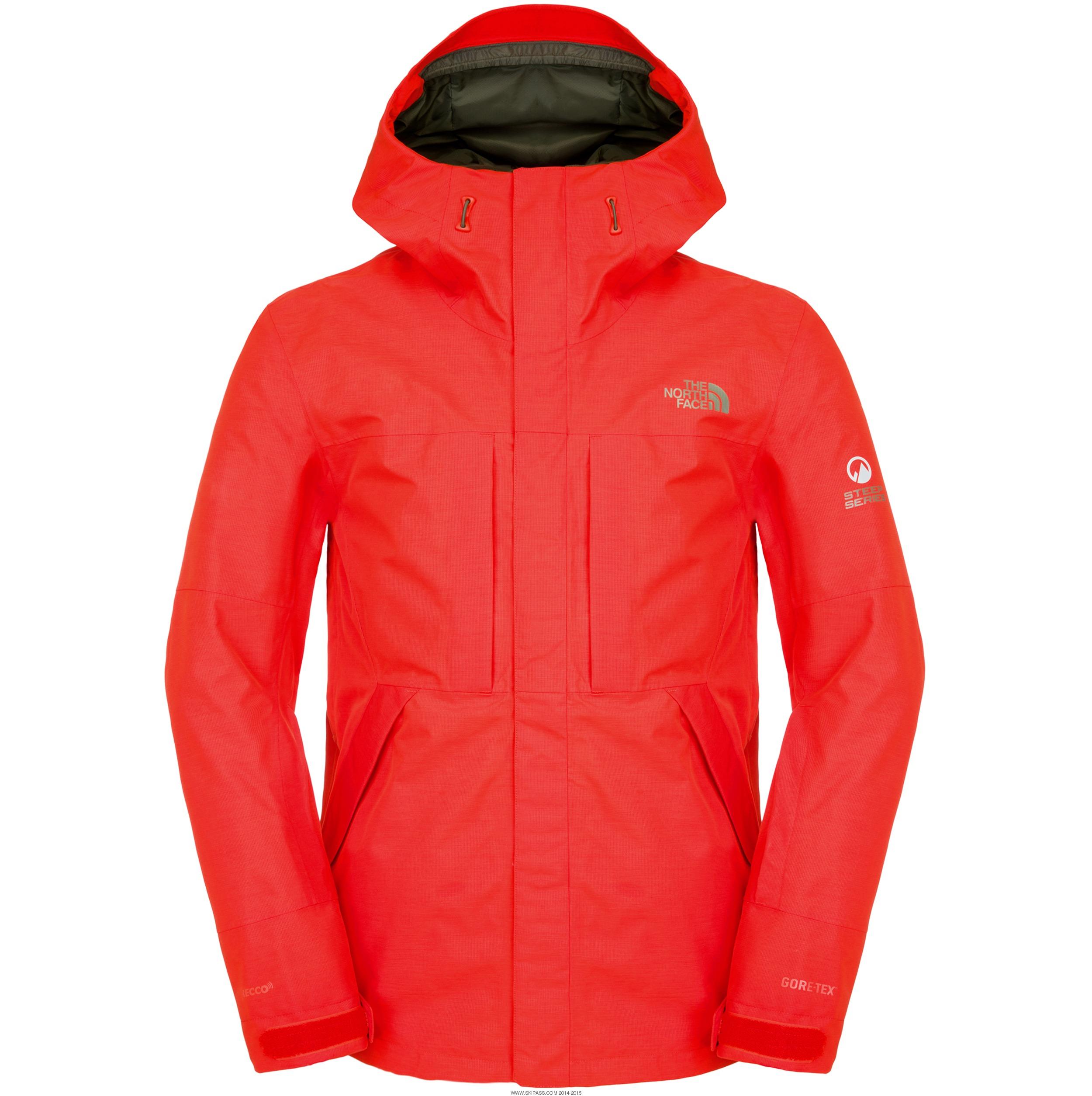 THE NORTH FACE Veste Ski Homme NFZ Jacket M Jaune