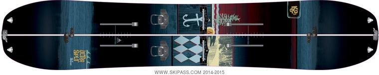 K2 ULTRA SPLIT Wide Package