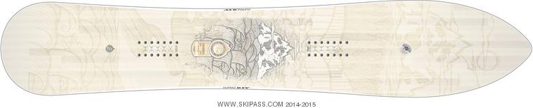 Dupraz Shortboard 5'5'' Std