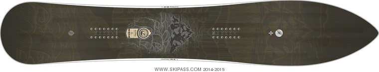 Dupraz Longboard 6' +