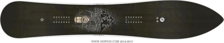 Dupraz Longboard 6' ++