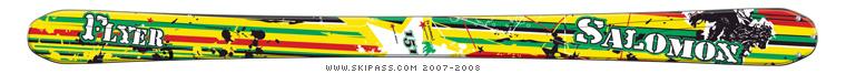 Salomon Flyer