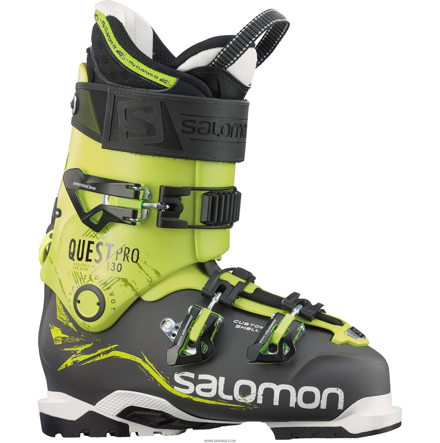 197d383abe3 Salomon - Quest Pro 130 2016