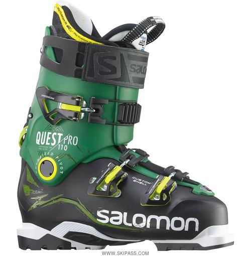 Salomon Quest Pro 110