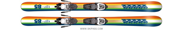 K2 Shreditor 85