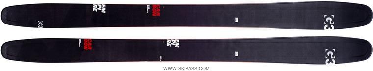 G3 Empire Carbon 115
