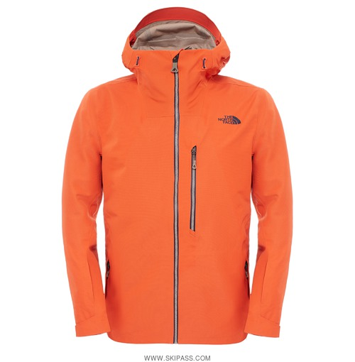 The North Face FuseForm Brigandine 3L