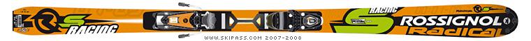 Rossignol Radical Rs Ibox  World Cup