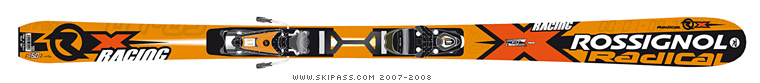 Rossignol Radical Rx Ibox  World Cup
