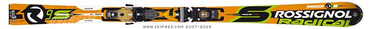 Rossignol Radical R 9s Ti Oversize