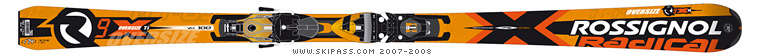 Rossignol Radical R 9x Ti Oversize
