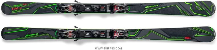 Nordica Fire Arrow 80 Ti Evo