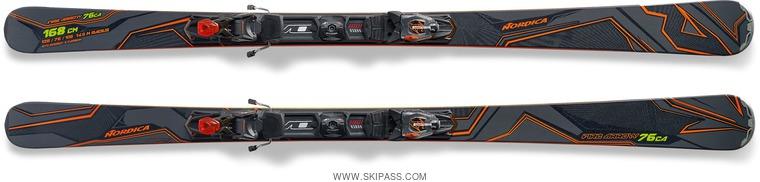 Nordica Fire Arrow 76 Ca Evo